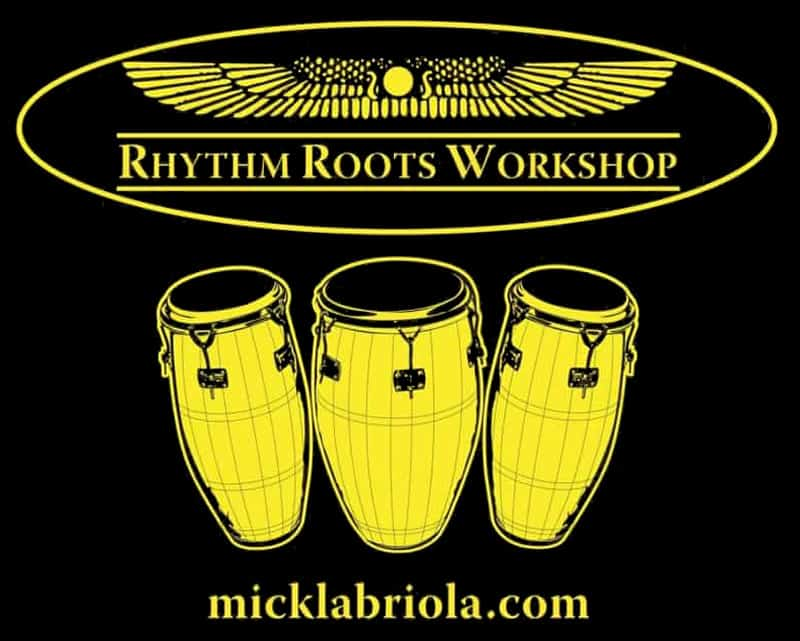 mick laBriola's rhythm roots workshop