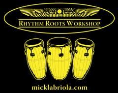rhythm roots workshop