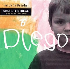 Songs for Diego CD
